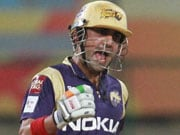 KKR score first win of CLT20