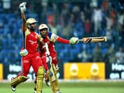Bangalore qualify for semi-finals