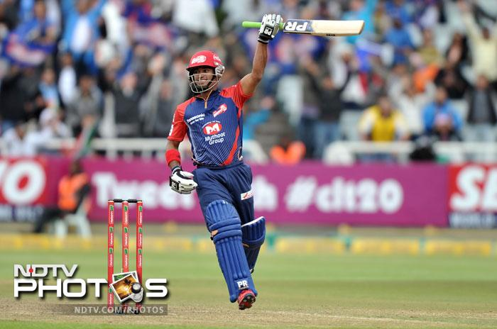 It was a good day for the Indian teams in the Champions League T20 2012 as both Delhi Daredevils and Kolkata Knight Riders posted wins. For the former it was a hunt for a last four spot while the latter regained some lost pride in a dismal campaign.