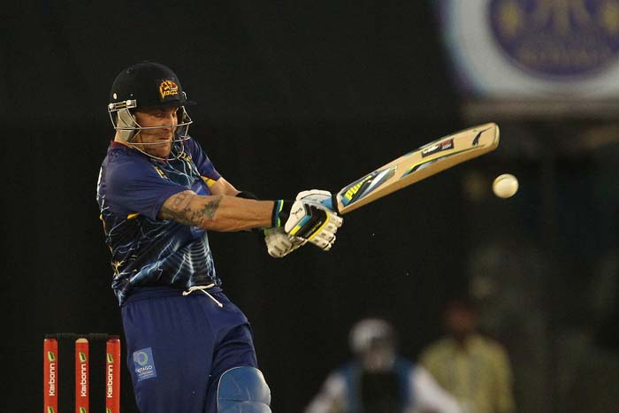 But captain Brendon McCullum had other plans. He smashed an unbeaten 83 off 65 balls to help Otago Volts win within 18 overs. Wicketkeeper Derek de Boorder also remained not out on 30.