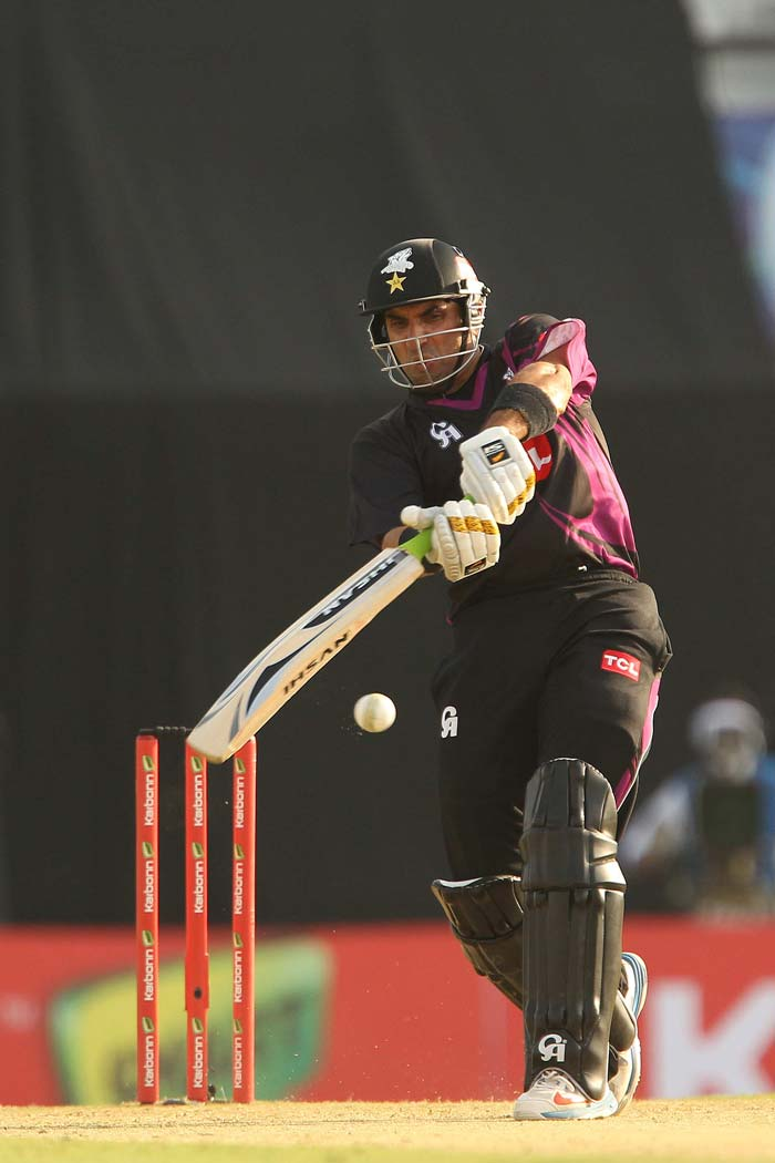 Skipper Misbah-ul-Haq top scored for Faisalabad Wolves and was also involved in a 61-run stand for the fourth wicket with Khurram Shahzad. He scored 44.