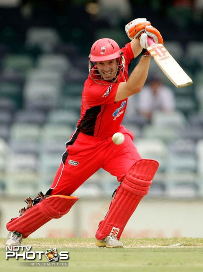 <b>Michael Klinger:</b> Arrived in India and said he was confident of a win right away. He has reasons to be confident as the South Australia Redbacks have the skill and temperament to win titles. Klinger himself is stylish batsman and an able captain.