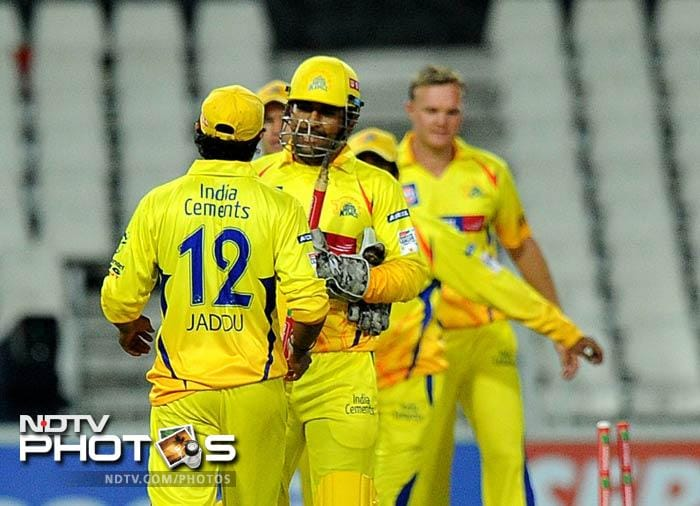 Chennai Super Kings are already out of contention from a semi-final berth. Nonetheless, this win was some consolation.