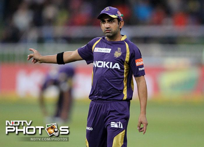 Gautam Gambhir may be won the toss but could not do anything in front of weather Gods. Although KKR were fighting hard and Perth Scorchers were 91/2 in 14 overs when rain halted play, they have only themselves to blame having played poorly in the first two games.