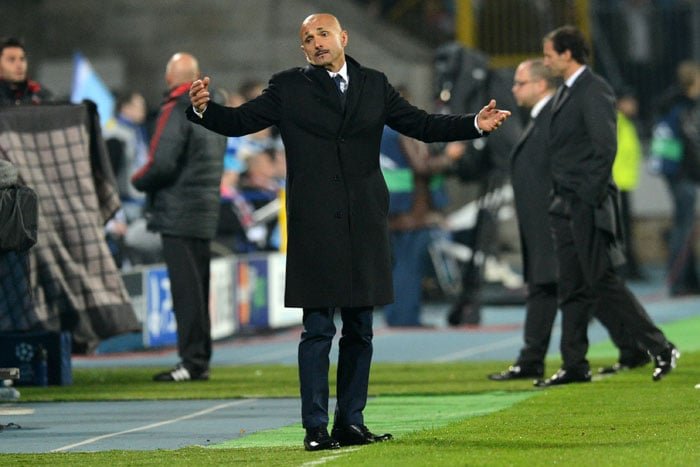 Of course, when one of the two men present on the sidelines betters the other, one just has to blame all on fate.<br><br>Luciano Spalletti, head coach of FC Zenit St. Petersburg after his team's 2-3 loss to AC Milan.