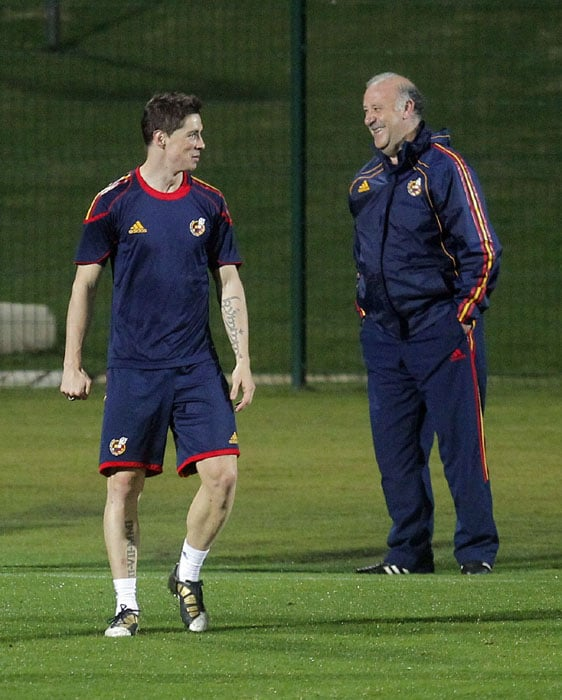 <b>Vicente Del Bosque:</b> Spain had already won the Euro 2008 title when he took over as their coach after the retirement of Luis Aragones, and many thought he was lucky to have a well-built team at disposal.<br><br>Unlike other coaches, he likes to stay in background quietly. But he has made this team from just a team to a close-knit group. Apart from winning the title, it is noteworthy how the star-studded Spanish team was one of the most disciplined team. And the credit definitely goes to Del Bosque.