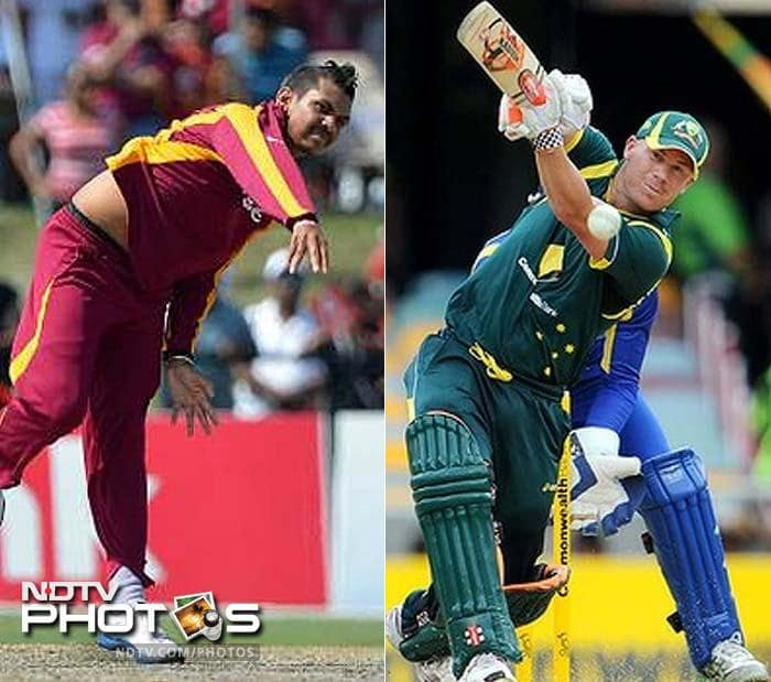 If David Warner gets going, the match will soon be over for the opponent. And by the time rival batsmen are able to understand what Sunil Narine is bowling, half of their line-up is back in the pavilion. Let's see who gets in right first in this West Indies-Australia tie.