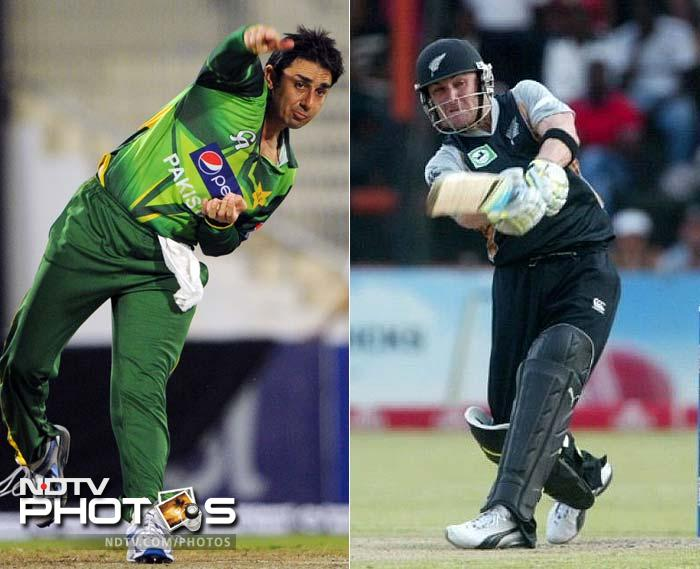 Saeed Ajmal is one of the most difficult bowlers to play in present day cricket. But if Brendon McCullum gets going, the ball is most likely to spend more time in the stands than on the field. Watch out for this Group D battle between Pakistan and New Zealand.