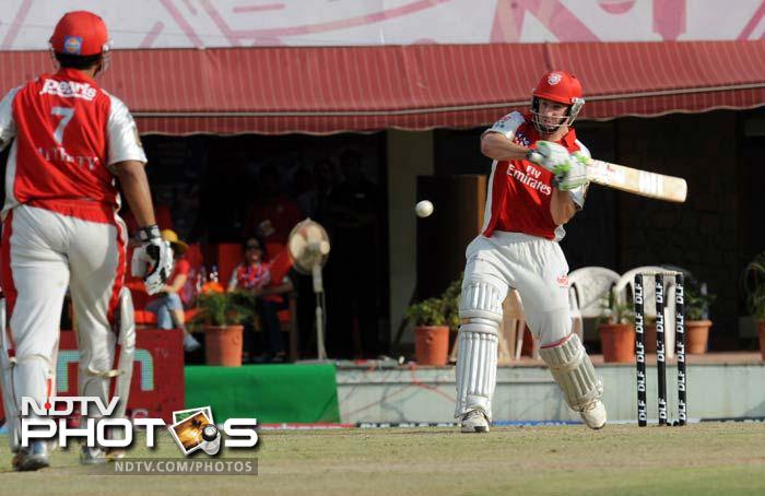 <b>206 </b>Runs added by Adam Gilchrist and Shaun Marsh for the second wicket for Kings XI Punjab against Royal Challengers Bangalore in 2011 — the first and only double century partnership in IPL.