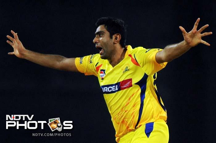 <b>6.03 </b>R Ashwin's economy (runs per over)-the best in IPL among all bowlers with 10 overs.