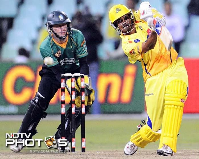 <b>62 </b>Number of matches played by Subramaniam Badrinath and Suresh Raina-most in the IPL. In fact these two have appeared in each and every game played by Chennai Super Kings!