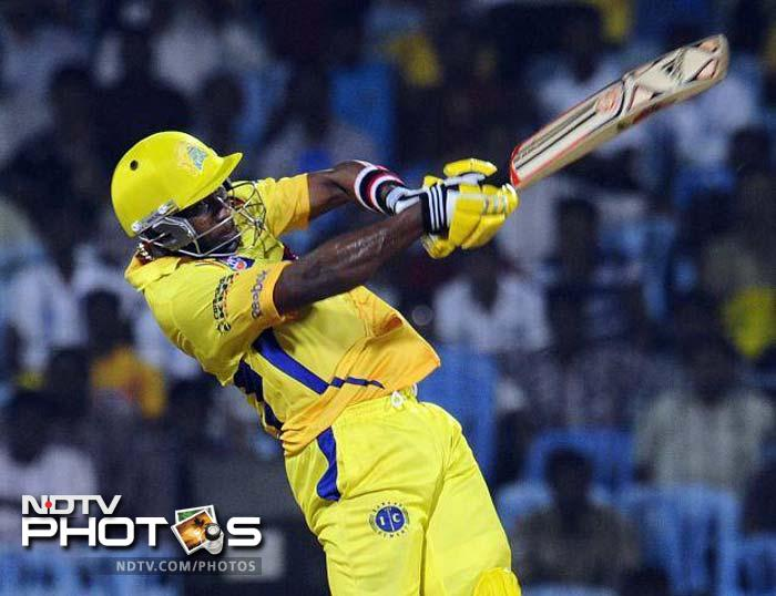 <b>246 for 5 </b>Highest total in IPL history, achieved by Chennai Super Kings against Rajasthan Royals at Chennai in 2010.