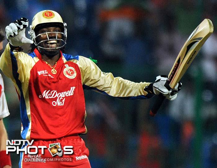 <b>6 </b>No of man of the match awards won by Chris Gayle in 2011 edition-the most by any player in a single edition of IPL.