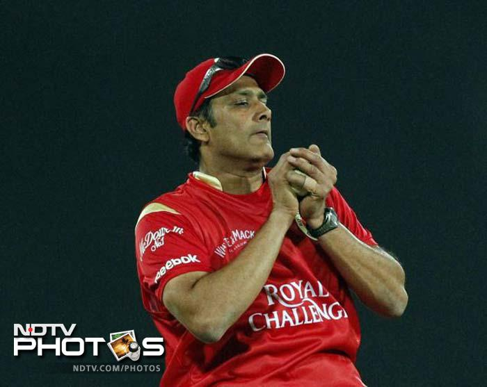 <b>42 </b>No of four wicket hauls taken by bowlers in IPL. Anil Kumble has taken the most (3).