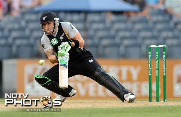 <b>13 </b>No of sixes hit by Brendon McCullum during his innings of 158 in the first ever IPL game (between Kolkata Knight Riders and Royal Challengers Bangalore at Bangalore in 2008)-the most by any batsman.