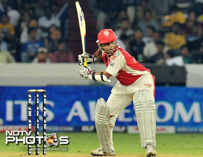 <b>19 </b>No of fours hit by Kings XI Punjab's Paul Valthaty during his innings of 120 not out against Chennai Super Kings in 2011-the most by any batsman.