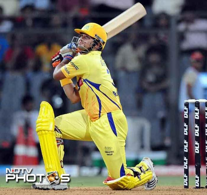 <b>4 </b>No of times Suresh Raina has crossed 400 runs in an IPL tournament-he's the only player to aggregate 400 runs in each of four IPL editions.