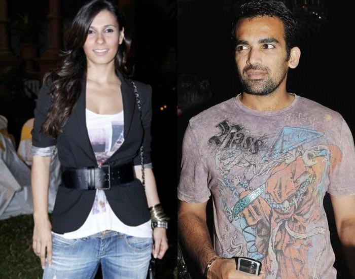Has Zaheer Khan bowled over another maiden? So it seems as the the dashing bowler was recently spotted shopping hand-in-hand with former VJ Ramona Arena at a Mumbai mall and the two have been apparently spending lot of time together.<br><br>While Ramona, who has also done small roles in a few movies, hasn't admitted to their blooming romance, she hasn't denied it either. That leaves us with one big question - what about doting girlfriend Isha Sharvani?