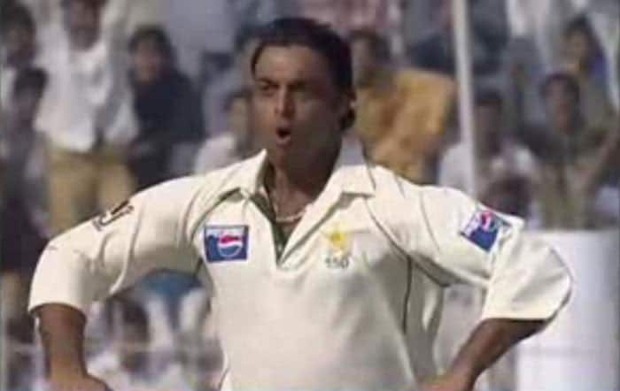 But Johnston was not the first one. Shoaib Akhtar resembled a huge chicken when he celebrated Kevin Pietersen's wicket during the 2005 Test series. Many say he mocked KP's hairdo with his jig. We found it funny and hope Pietersen did it too.