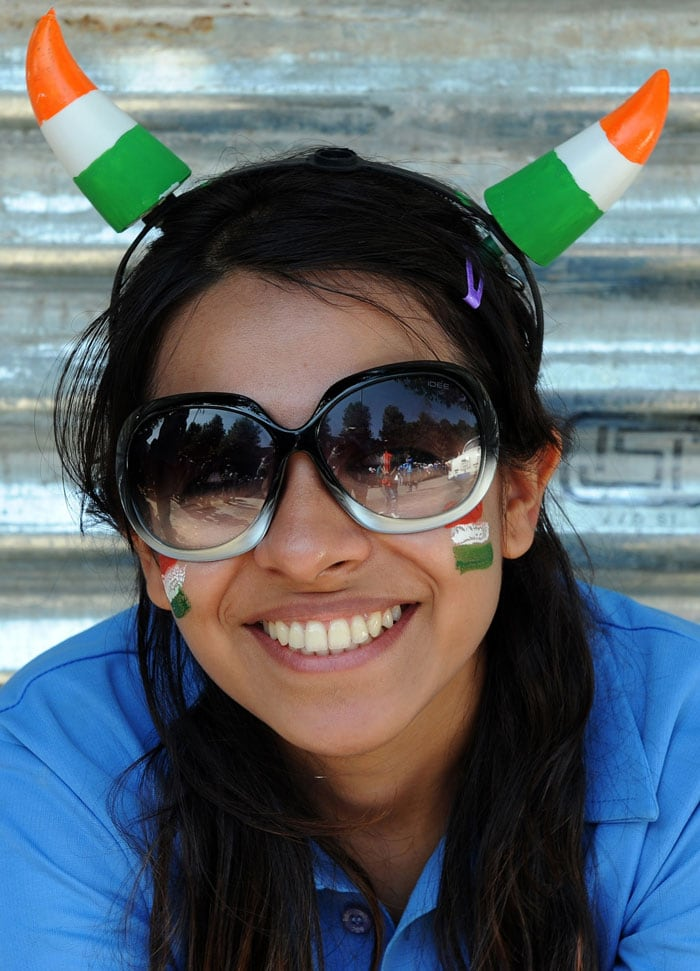 Horns in tricolor, what next?