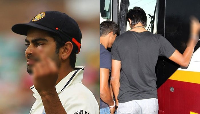 Move over Yuvraj, Zaheer and Bhajji, Team India has a new breed of bad-boys who admire the likes of Rahul Dravid, VVS Laxman and Sachin Tendulkar, but certainly don't emulate their conduct, on or off the field. Within a week, two Indian cricketers, Virat Kohli and Ishant Sharma, flipped off the Australian fans, after failing to stand their taunts. But their reaction has been widely criticised, as such reactions are seldom associated with the Indian players.
