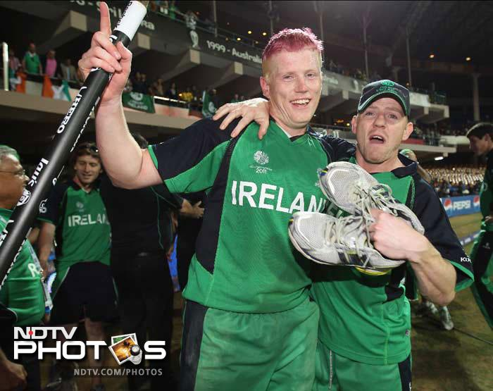 <b>Ireland defeat England in World Cup match despite chasing 328:</b> If you are a cricket fan, you know it is not easy to beat the England team, but if you are an Ireland fan, you will disagree. And there is a reason for it. During the World Cup, batting first England scored 328 runs. Till then it was a typical a minnow vs giant story. But come Ireland's batting and things go haywire for England. Kevin O'Brien turned England's fortune on its head with his blitzing century. He scored 113 of 63 balls, which is also the fastest century in the World Cup history, to beat their neighbours.