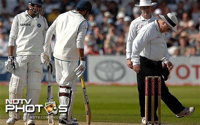 If it was Vaseline this time, it was jellybeans in 2007 at Trent Bridge. During the second Test in 2007, England players were throwing jelly beans on the pitch while Zaheer Khan was batting. The pacer reacted angrily and went to Kevin Pietersen to sort out the issue. He also complained about it to the umpires. Interesting, Michael Vaughan was England's captain. He apologised to Zaheer after India beat them by 9 wickets.