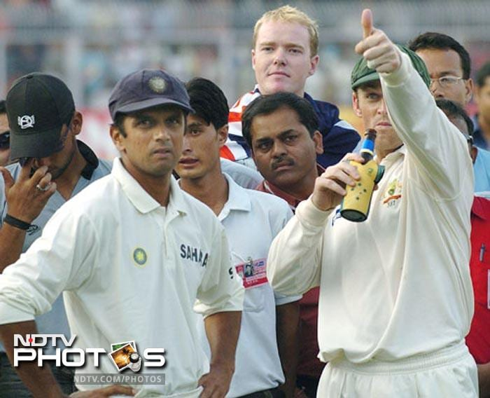 After failing to conquer the 'Final Frontier' in 2000-01, Australia came back under in 2004-05. They won the first Test at Bangalore that was followed by a washed out match in Chennai. The two teams reached Nagpur and to the horror of hitherto skipper; it was a green track, much like an Australian pitch. He tried to persuade the curator and the VCA President Shashank Manohar to shave off the grass but they didn't budge. Of course, the guests were feeling at home. </p><p>Just a day before, Ganguly announced that he was injured and vice-captain Rahul Dravid had to lead the side. The Australians relished the conditions and went on to win the match and consequently the series.
