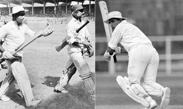 <b>Sunil Gavaskar:</b> During India's tour to Australia in 1980-81, skipper Sunil Gavaskar lost his cool in Melbourne when he was given out by the Australian umpire Rex Whitehead. He asked his fellow batsman Chetan Chauhan to walk off the ground with him. Team Manager Salim Durani asked Chauhan to return to the match. Interestingly, India went on to win the match by 59 runs.