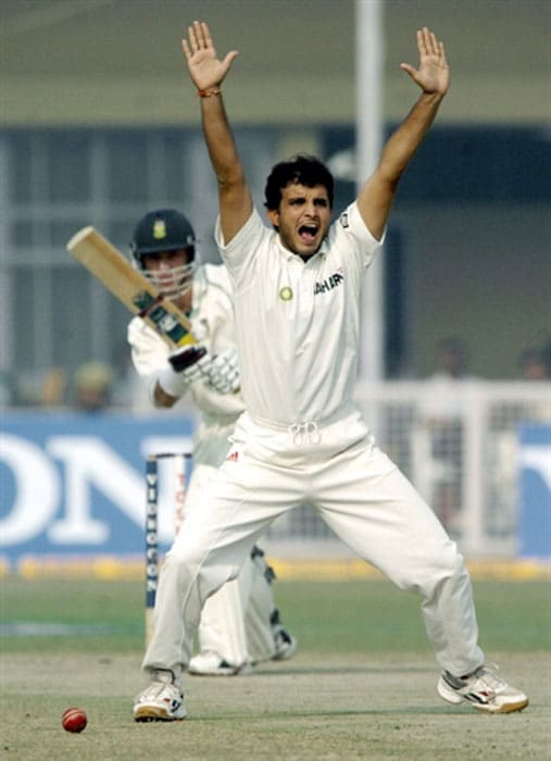 "<b>Sourav Ganguly:</b> The former Indian captain was known for wearing his heart on his sleeves. During a Test match against South Africa in 2004, umpire Daryl Harper turned down an LBW appeal against Jacques Kallis and this did not go very well with Ganguly. He was fined 30% of his match fee for ""showing dissent at an umpire's decision by action or verbal abuse"" by match referee Jeff Crowe."