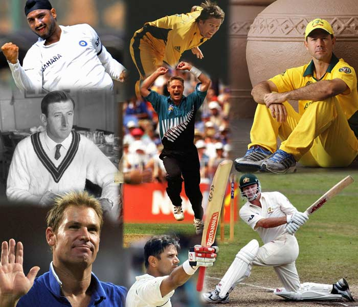"""Cricketers are known for the innovative strokes they execute; the different ways they work out to outwit batsmen and not forgetting the captains who spend every minute on the field finding the balance between attacking and conservative captaincy. The willow wielders and leather-hurling personalities often come up with some smart nicknames for their teammates. The name-givers are not always known, but the names emerge all the same. (Text Courtesy: <a href=""""http://www.mid-day.com"""" target=""""_blank"""">Mid-Day.com</a>)"""