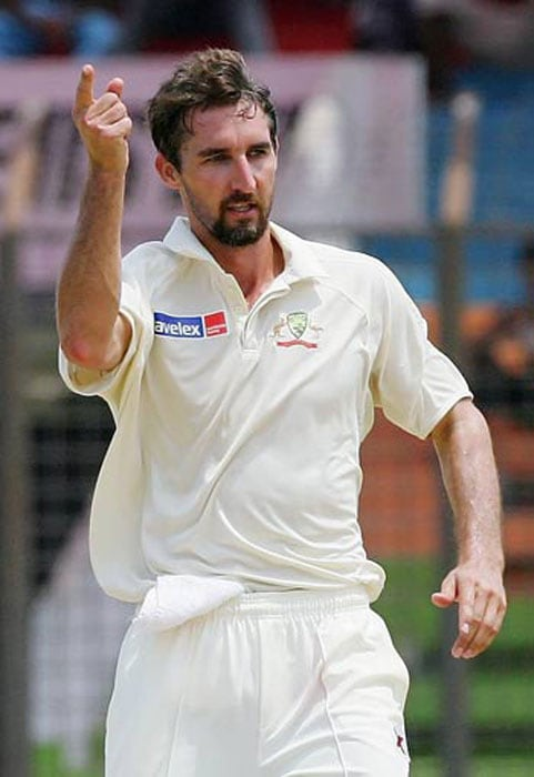 <b>Jason Gillespie</b>, the Australian fast bowler, who figured in the Indian Cricket League before making an appearance as bowling coach of Kings XI Punjab this year, is called 'Dizzy' after American jazz trumpeter Dizzy Gillespie. (Text Courtesy: <a href='http://www.mid-day.com' target='_blank'>Mid-Day.com</a>)