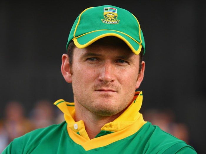 <b>Graeme Smith</b> hit the ball pretty hard so a fellow South African compared to him a buffalo which became 'biff'. (Text Courtesy: <a href='http://www.mid-day.com' target='_blank'>Mid-Day.com</a>)