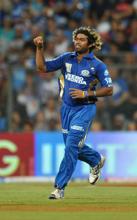 <b>Lasith Malinga</b>, the Lankan and Mumbai Indians pace ace, is called Slinga, which is a reference to his slinging action as well as his name. (Text Courtesy: <a href='http://www.mid-day.com' target='_blank'>Mid-Day.com</a>)