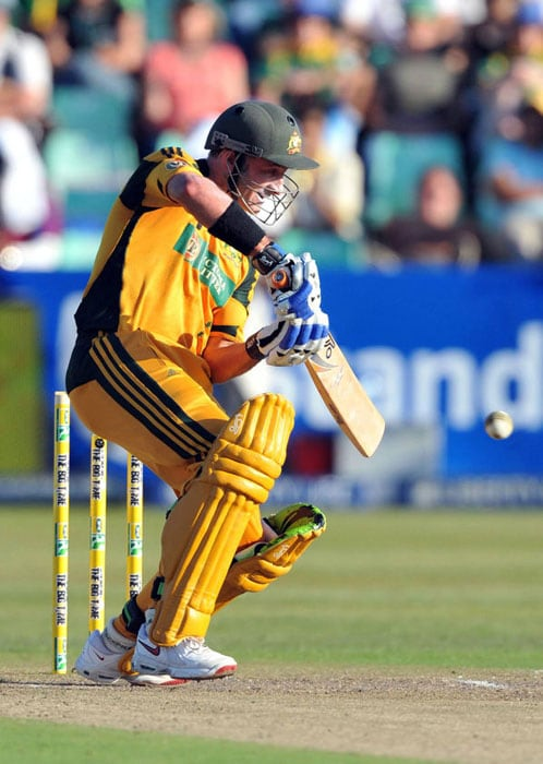 <b>Mike Hussey</b> is known as Mr Cricket because he is a good student of the game. (Text Courtesy: <a href='http://www.mid-day.com' target='_blank'>Mid-Day.com</a>)