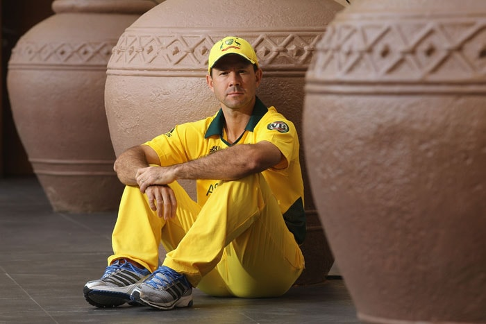 <b>Ricky Ponting</b> has been called 'Punter' for long because he loves a bet. Not on cricket matches, it must be emphasised. In Tasmania, where he grew up, greyhound racing is a gambling sport which Ponting loved to indulge in. (Text Courtesy: <a href='http://www.mid-day.com' target='_blank'>Mid-Day.com</a>)