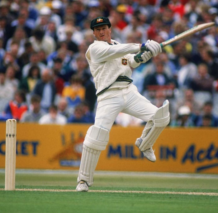 <b>Steve Waugh</b> was known as 'Tugga' which is a pun on tug of war (Tugga Waugh). He was also called 'Iceman' because he could perform under pressure. (Text Courtesy: <a href='http://www.mid-day.com' target='_blank'>Mid-Day.com</a>)