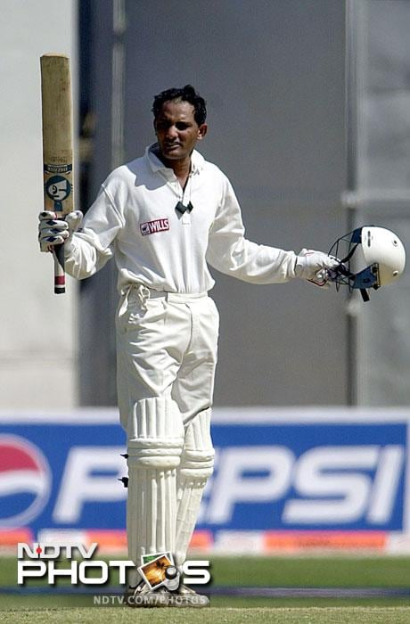 Former India skipper Mahammad Azharuddin was always seen wearing a black 'tabeez' around his neck, which he used to take out whenever he came out to bat.