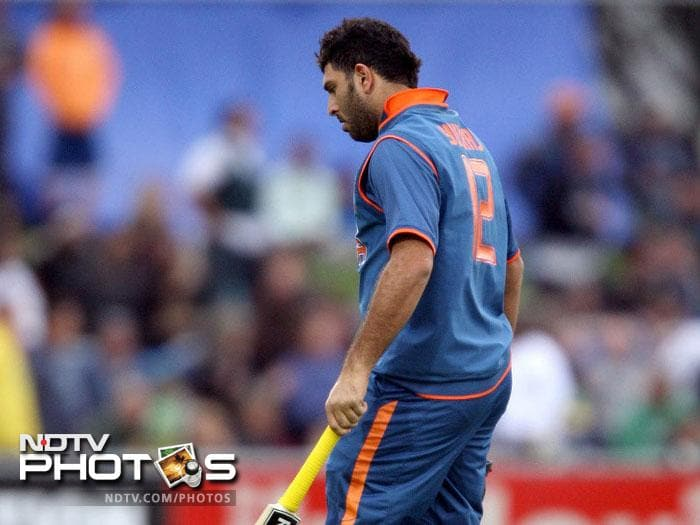 Yuvraj Singh wears a jersey with the number 12 on it since his birthday is on the 12th of December, which also happens to be the 12th month of the year. He considers it to be his lucky number. He also wears a black thread on his wrist.