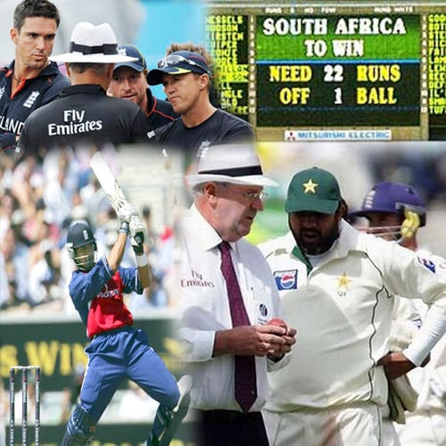 Over the years, cricket has seen many changes in the rules that govern the game. Some of these experiments have been a blessing for the game while others have brought bad repute and criticism.<br><br>Let it be the rain rule that robbed South Africa of an opportunity to make the World Cup final in their first attempt or the ongoing debate about chucking and ball tampering, the 'gentleman's game' has seen lots of lows.<br><br>CricketNDTV takes a look at some of these duds and a few perennial problems that have plagued the game forever.