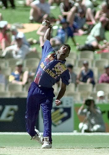 The debate surrounding the legality of a bowler's action has existed for a long time in both international and first class cricket. In days of yore, the discretion of the umpire was supreme and whichever bowler's action met the umpire's eyes as illegal was called for 'chucking'.<br><br>With the advent of technology though, the ICC now has a rule that helps to figure out whether a bowler's action is legal or not. With the help of biomechanical and audiovisual technology, it has been summed up that every bowler has a certain degree of bend in his elbow during the time of delivery. This flex of the elbow is common among most bowlers and hence after a review by an expert panel, the ICC decided to fix the limit of the flex to 15 degrees for all bowlers. This limit was chosen as the ICC believed that any flexing of the elbow above 15 degrees would be visibly noticeable.<br><br>But even in the presence of all these rules, several bowlers including Sri Lankan great Muttiah Muralitharan, Pakistan's Shoaib Akhtar and Australian Brett Lee have been questioned over the years about the legality of their actions.