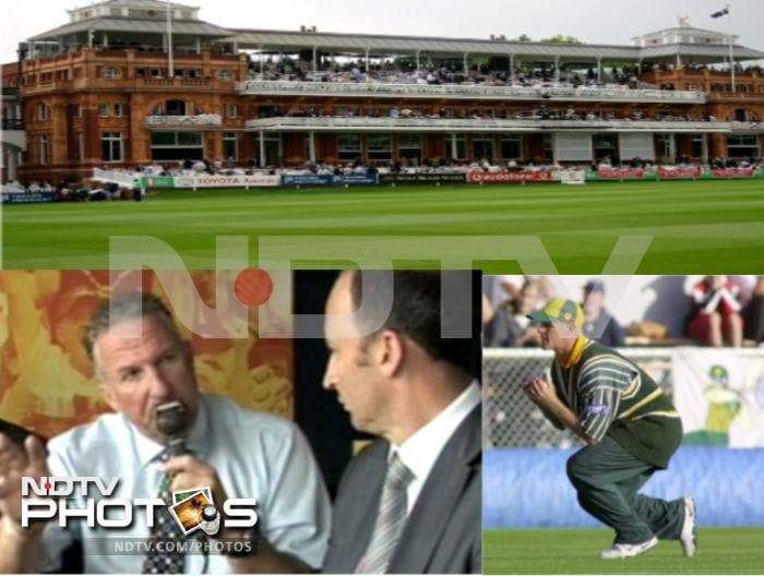 With T20 cricket gaining prominence, players and umpires are hooked with microphones while playing. They interact with commentators to give a unique perspective to the match.