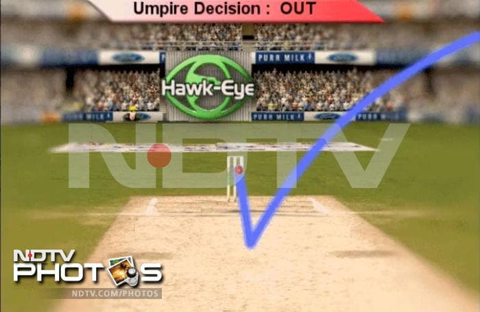 One of the most used technologies to judge the trajectory of the ball, it has been used by broadcasters for a long time to help commentators and viewers know if correct decisions were given for Leg Before Wicket (LBW) appeals. This technology predicts the path of the ball after impact, using a slew of cameras placed around the cricket ground. It was a part of the Decision Review System (DRS) in the 2011 ICC Cricket World Cup. However, it is not 100% accurate. According to the ICC's latest decision, the use of ball-tracker as a decision-making aid will depend on bilateral agreement between the participating members.