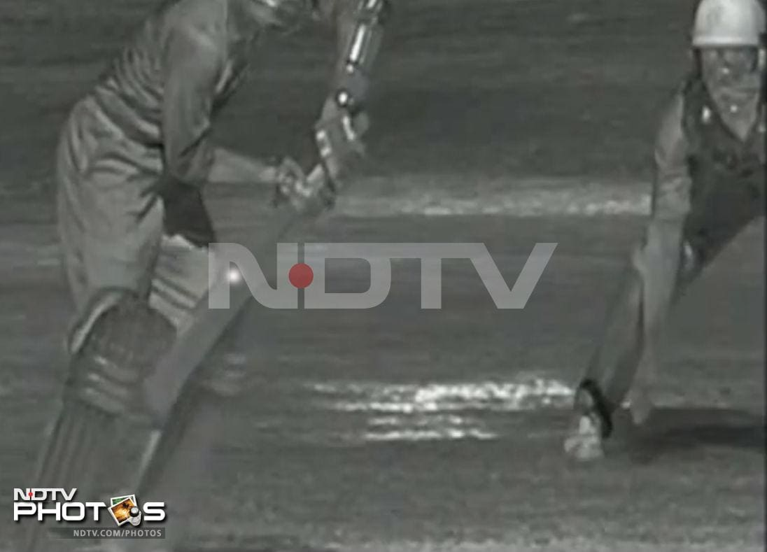 It is also knows as the Thermal Imaging Technology. This ball tracking technology relies on infrared cameras which detect the heat signature of ball impact. For instance, wherever the ball hits the batsman, the heat signature of that particular spot changes – creating a Hot Spot. It is especially helpful in judging faint edges and close bat-pad LBW shouts. It is widely appreciated by players for its accuracy but is not a regular part of the ICC's DRS due its expensive implementation and sensitive equipment.