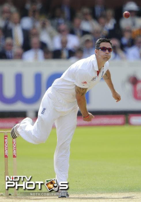 <b>Kevin Pietersen (England): </b>Birmingham is now in full flow.