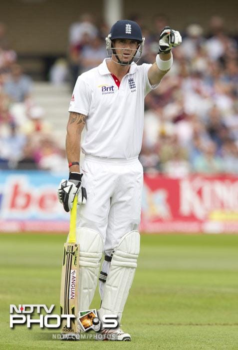 <b>Kevin Pietersen (England): </b>They have just locked our hotel in Birmingham. Riots just started here. Insane!