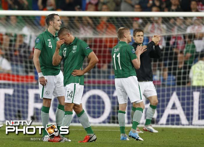 Aware that on the road ahead lie heavyweights Italy and champions Spain, both Ireland and Croatia had been clear that they needed a convincing start to the tournament.