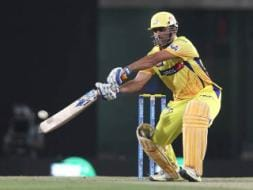 Photo : IPL 2014: Chennai defeat Rajasthan by five wickets