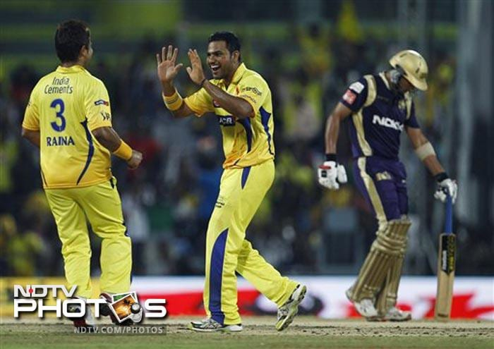 <b>Shadab Jakati</b> is a useful cricketer with his slow left arm orthodox bowling and steady batting. He has done well for the Super Kings in the past and will be looking to build on that performance.