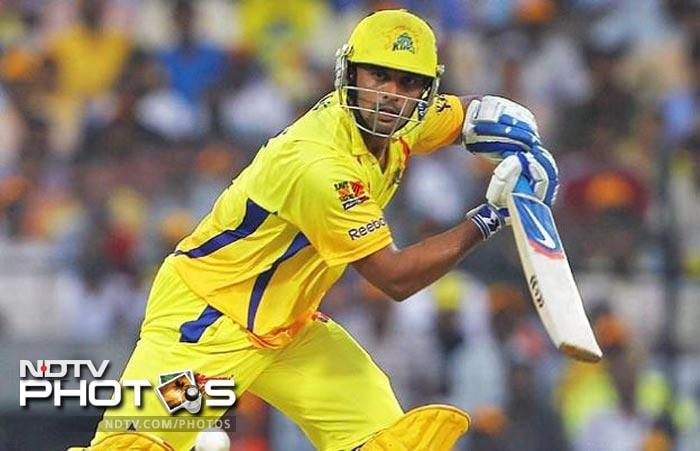 <b>Murali Vijay:</b> It was the IPL where Murali Vijay showed his talent. His T20 show had earned him an India call as well. In his fifth season with the Super Kings, Vijay will look to cash in once again. His destructive batting at the top of the order can demoralise any opposition.